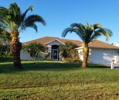 213 SW Parish Terrace, Port Saint Lucie, FL 34984 - MLS#: RX-10494753