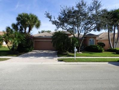 13818 Via Venezia, Delray Beach, FL 33446 - MLS#: RX-10494809
