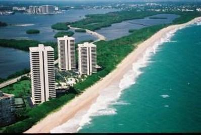 5550 N Ocean Drive UNIT 4 C, Singer Island, FL 33404 - MLS#: RX-10494820