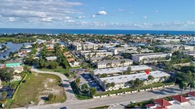 600 Snug Harbor Drive UNIT A14, Boynton Beach, FL 33435 - MLS#: RX-10494824