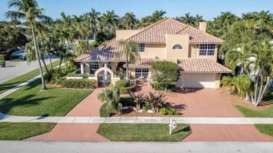 7601 NE Spanish Trail Court, Boca Raton, FL 33487 - MLS#: RX-10494847