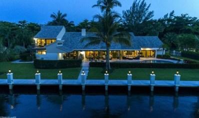 16 S Hidden Harbour Drive, Gulf Stream, FL 33483 - MLS#: RX-10494907
