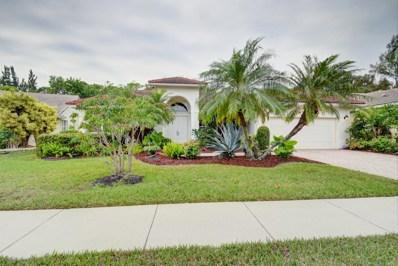 7832 Bridlington Drive, Boynton Beach, FL 33472 - #: RX-10494910
