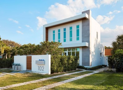 102 NE 11th Street, Delray Beach, FL 33444 - MLS#: RX-10494916