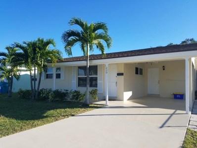 220 SW 8th Avenue, Boynton Beach, FL 33435 - MLS#: RX-10494919