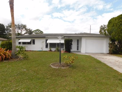 304 Riomar Drive, Port Saint Lucie, FL 34952 - MLS#: RX-10494923