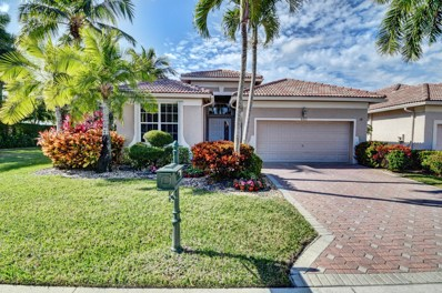 8821 Barrymore Lane, Boynton Beach, FL 33472 - MLS#: RX-10494967
