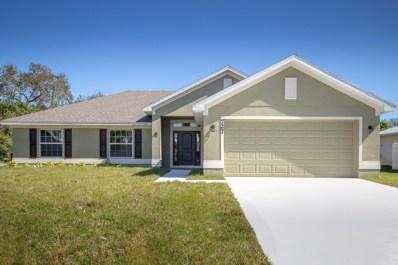 727 SW Hogan Street, Port Saint Lucie, FL 34983 - MLS#: RX-10495015