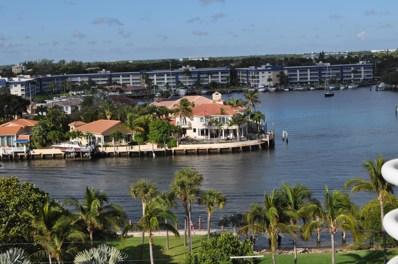 2901 S Ocean Boulevard UNIT 703, Highland Beach, FL 33487 - MLS#: RX-10495026