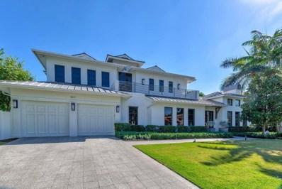 1011 Seagate Drive, Delray Beach, FL 33483 - MLS#: RX-10495062