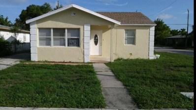 700 W 5th Street, West Palm Beach, FL 33404 - MLS#: RX-10495083