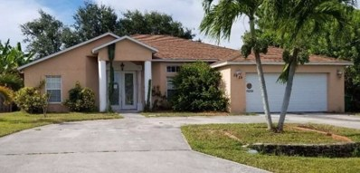 2098 SE Mandrake Circle, Port Saint Lucie, FL 34952 - MLS#: RX-10495180