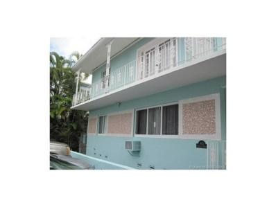 945 Meridian Avenue UNIT 5, Miami Beach, FL 33139 - #: RX-10495293