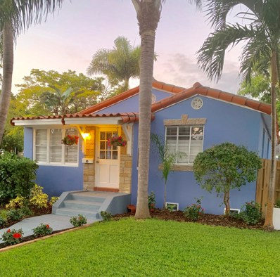 447 35th Street, West Palm Beach, FL 33407 - MLS#: RX-10495296