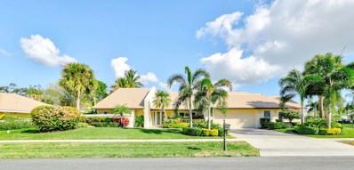 16924 River Birch Circle, Delray Beach, FL 33445 - MLS#: RX-10495298