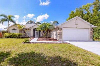 5322 NW Lamoore Lane, Port Saint Lucie, FL 34983 - MLS#: RX-10495312