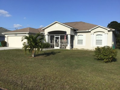 5618 NW North Crisona Circle, Port Saint Lucie, FL 34953 - MLS#: RX-10495315