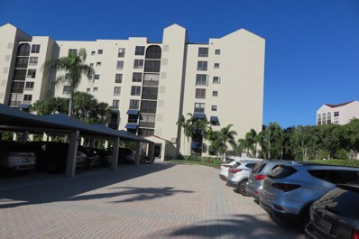 7582 Regency Lake Drive UNIT 702, Boca Raton, FL 33433 - #: RX-10495375