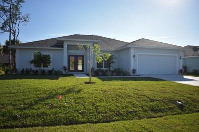 670 SW Gailbreath Avenue, Port Saint Lucie, FL 34953 - MLS#: RX-10495408