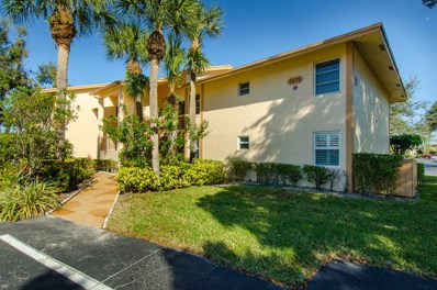 5675 Spindle Palm Court UNIT B, Delray Beach, FL 33484 - MLS#: RX-10495444