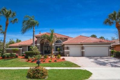 7135 Mariana Court, Boca Raton, FL 33433 - MLS#: RX-10495464
