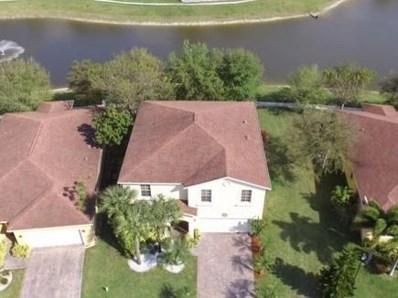 874 Fieldstone Way, West Palm Beach, FL 33413 - MLS#: RX-10495497
