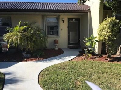 207 Lake Meryl Drive, West Palm Beach, FL 33411 - MLS#: RX-10495519