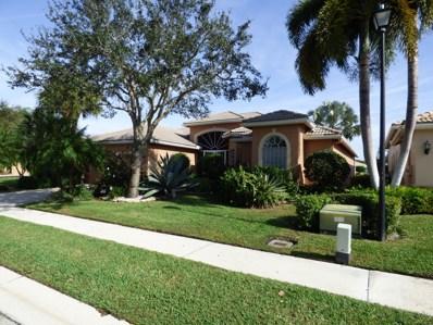 13842 Via Vinci, Delray Beach, FL 33446 - #: RX-10495524
