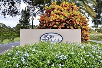 17 Lake Vista Trail UNIT 106, Port Saint Lucie, FL 34952 - MLS#: RX-10495537