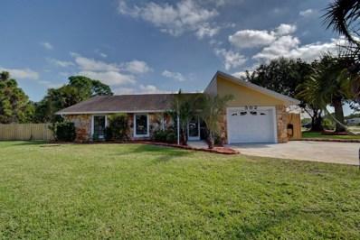 502 SE Fallon Drive, Port Saint Lucie, FL 34983 - MLS#: RX-10495546