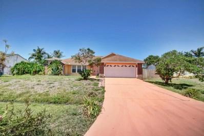 1273 SW Janette Avenue, Port Saint Lucie, FL 34953 - MLS#: RX-10495599