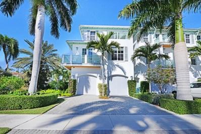 1011 Ingraham Avenue UNIT A, Delray Beach, FL 33483 - #: RX-10495630