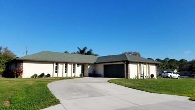 1691 SE Seashore Lane, Port Saint Lucie, FL 34983 - MLS#: RX-10495666