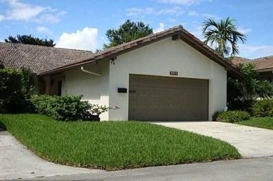 3411 Willow Wood Road UNIT 77, Lauderhill, FL 33319 - MLS#: RX-10495702