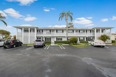 2411 Papaya Drive UNIT 102, Delray Beach, FL 33445 - #: RX-10495770