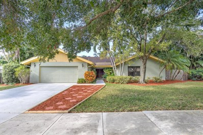 17587 Weeping Willow Trail, Boca Raton, FL 33487 - #: RX-10495781