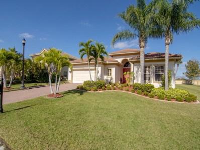 5160 Sapphire Lane SW, Vero Beach, FL 32968 - #: RX-10495825