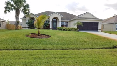 526 SW Kabot Avenue, Port Saint Lucie, FL 34953 - #: RX-10495886