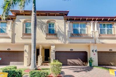 3144 Waterside Circle, Boynton Beach, FL 33435 - MLS#: RX-10495888