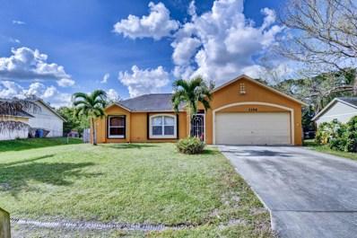 1156 SW Irving Street, Port Saint Lucie, FL 34983 - MLS#: RX-10495918