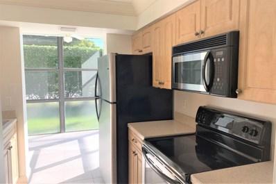 1060 Homewood Boulevard UNIT J103, Delray Beach, FL 33445 - MLS#: RX-10495989