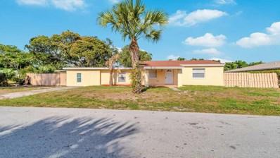 5817 Coconut Road, West Palm Beach, FL 33413 - MLS#: RX-10496084