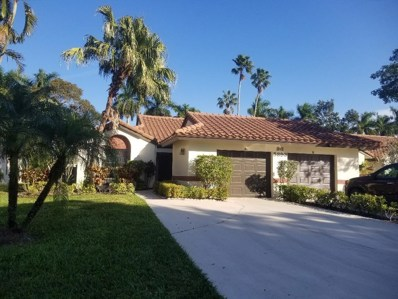 5893 Sunswept Lane UNIT A, Boynton Beach, FL 33437 - MLS#: RX-10496085
