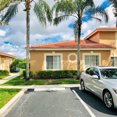 9846 Kamena Circle, Boynton Beach, FL 33436 - #: RX-10496160