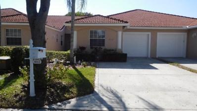 8112 Via Di Veneto, Boca Raton, FL 33496 - MLS#: RX-10496253