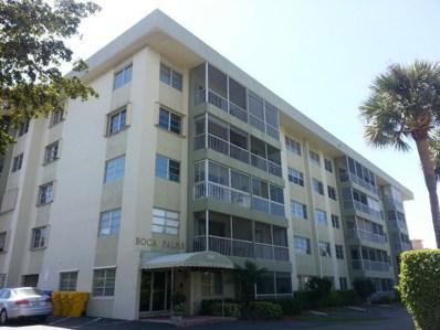 290 W Palmetto Park Road UNIT 209, Boca Raton, FL 33432 - #: RX-10496326