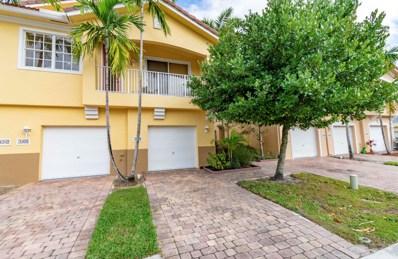 3206 Mirella Drive, Riviera Beach, FL 33404 - MLS#: RX-10496351