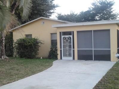 3058 Frost Road, Palm Springs, FL 33406 - MLS#: RX-10496375