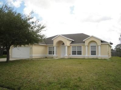 742 SE Thanksgiving Avenue, Port Saint Lucie, FL 34984 - MLS#: RX-10496406