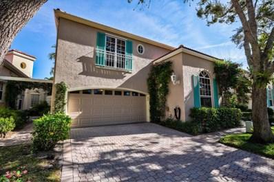 61 Via Del Corso, Palm Beach Gardens, FL 33418 - MLS#: RX-10496460
